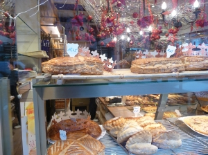 The bakers window