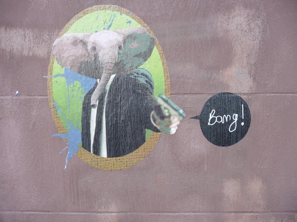 Strasbourg Banksy? (4/4)