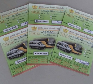 Kampong Thom tickets